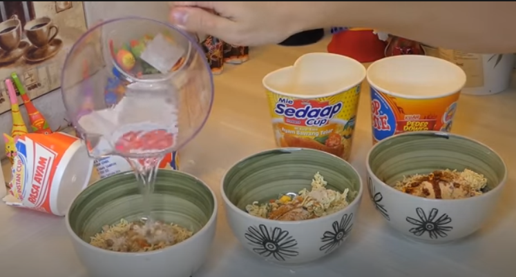 Resep Cara Membuat Nasi Goreng PopMie untuk Work from Home