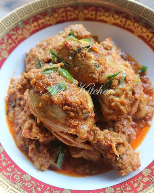 Resep Rendang Ayam Praktis untuk Lebaran