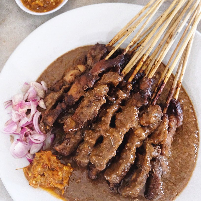 Resep Sate Ayam Madura untuk Lebaran