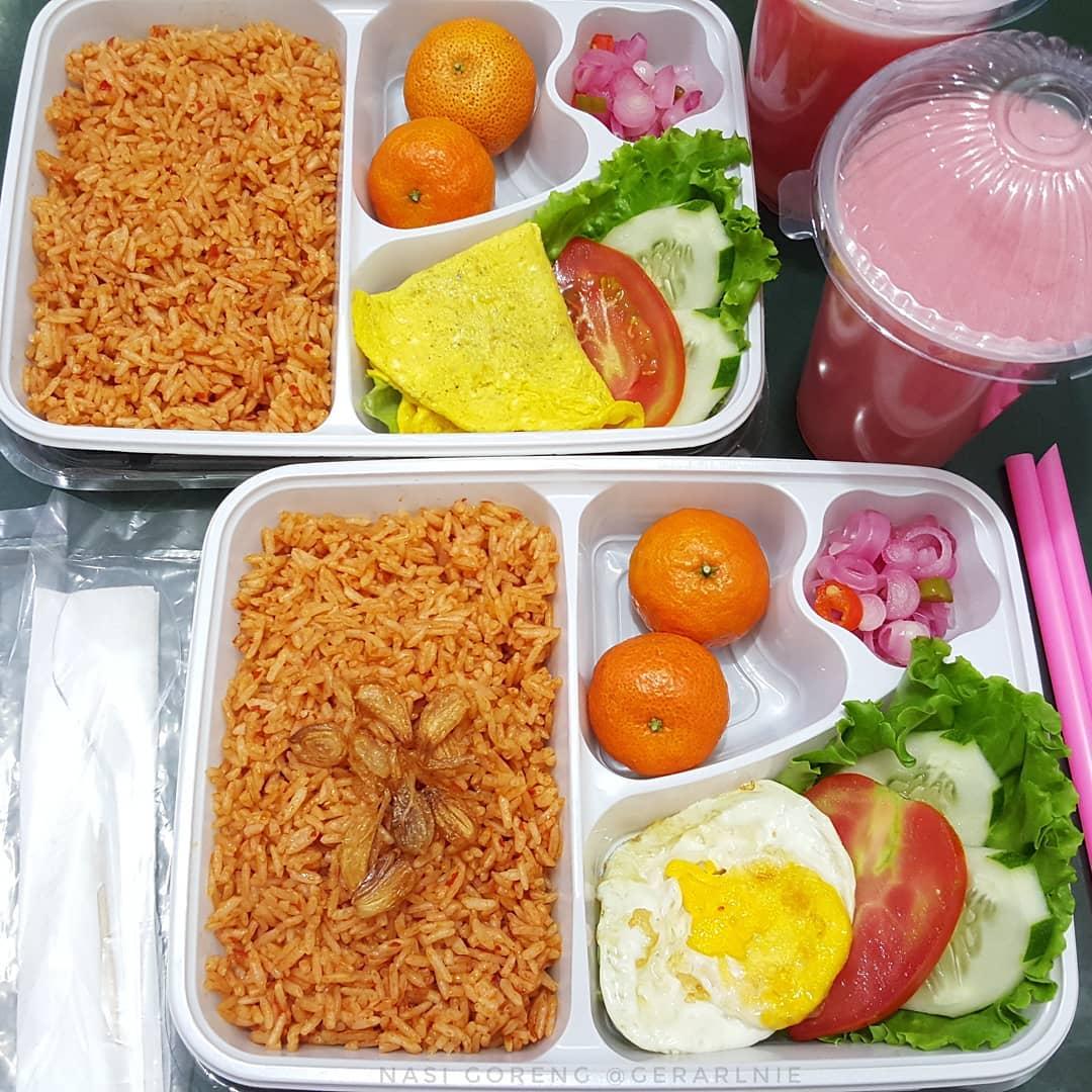 Resep Nasi Goreng Sederhana buat Bekal ke Kantor