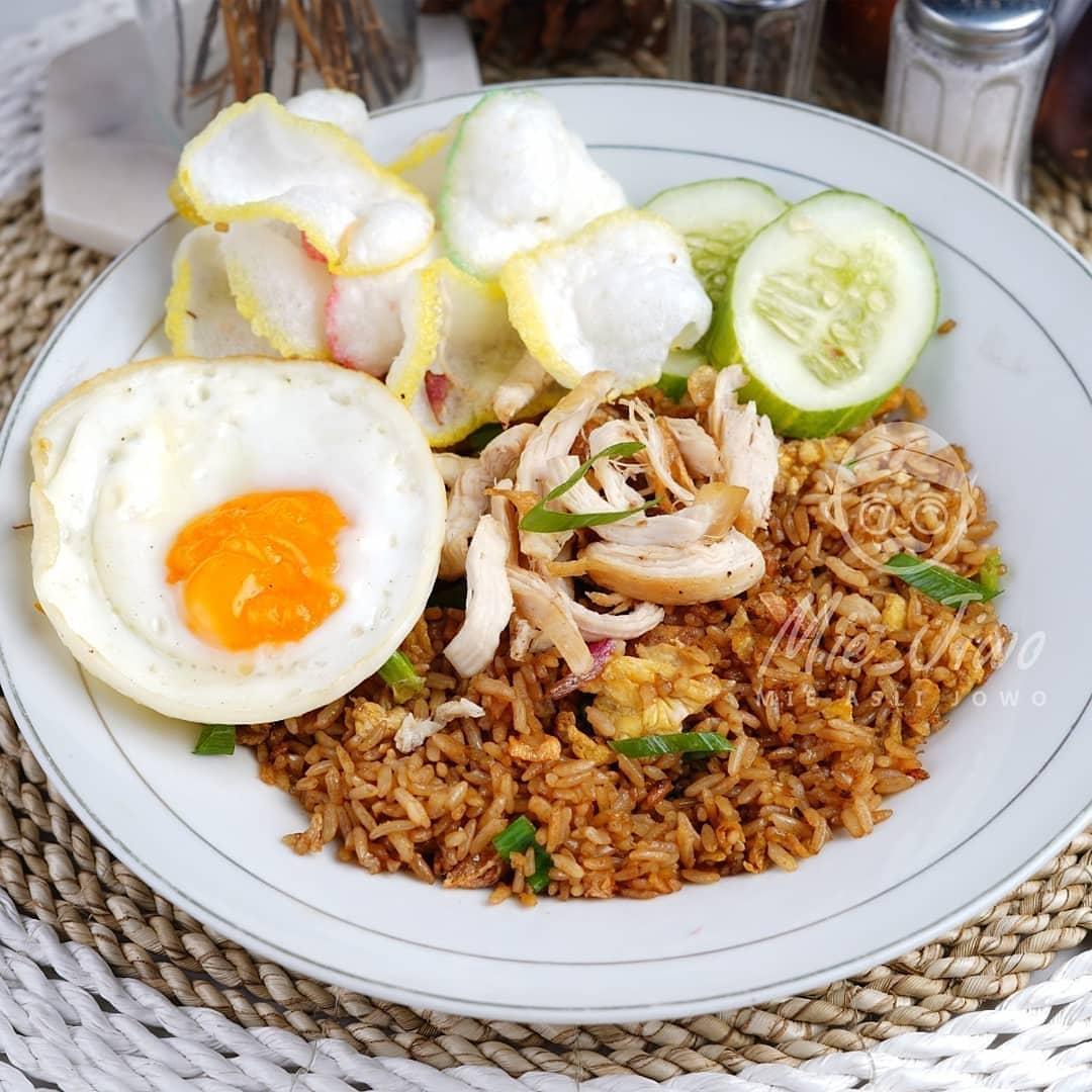 Resep Nasi Goreng Spesial Untuk Yang Spesial