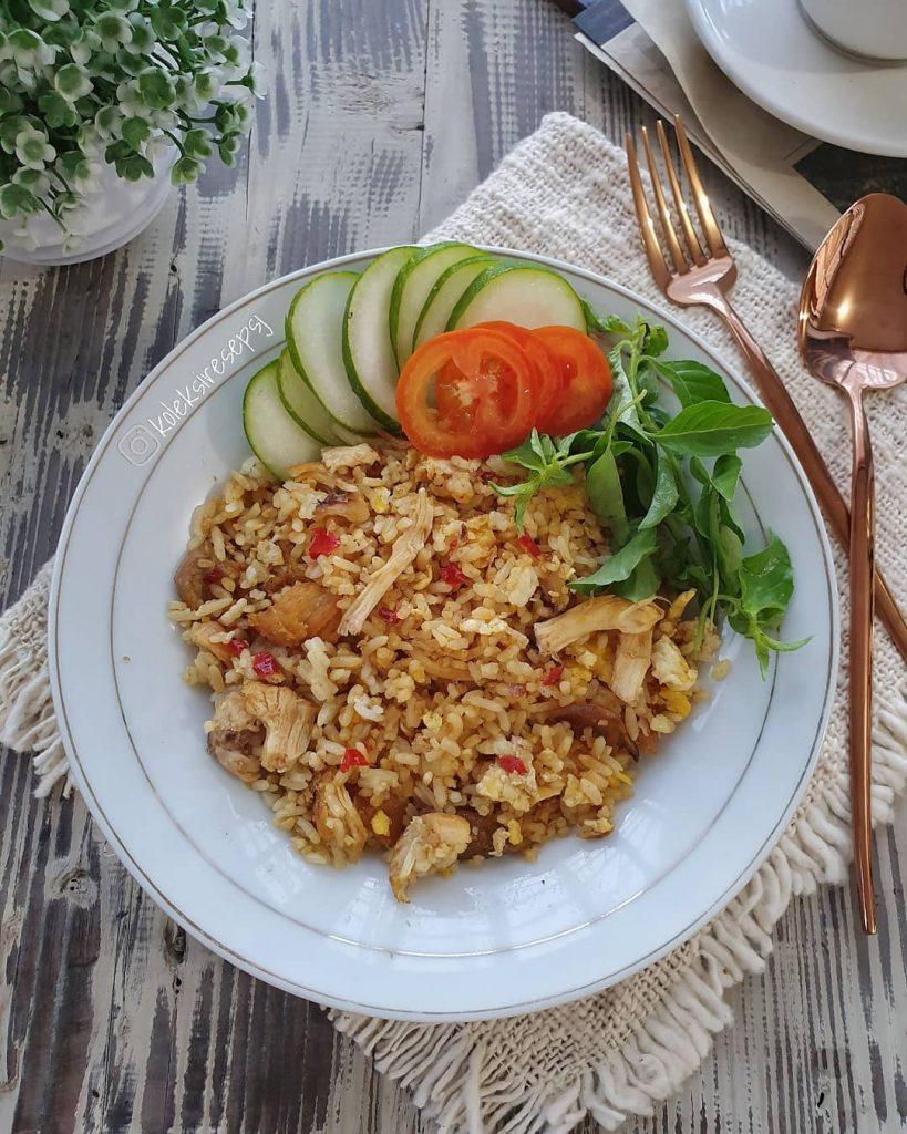 Resep Nasi Goreng Kampung yang Bikin Kangen Kampung