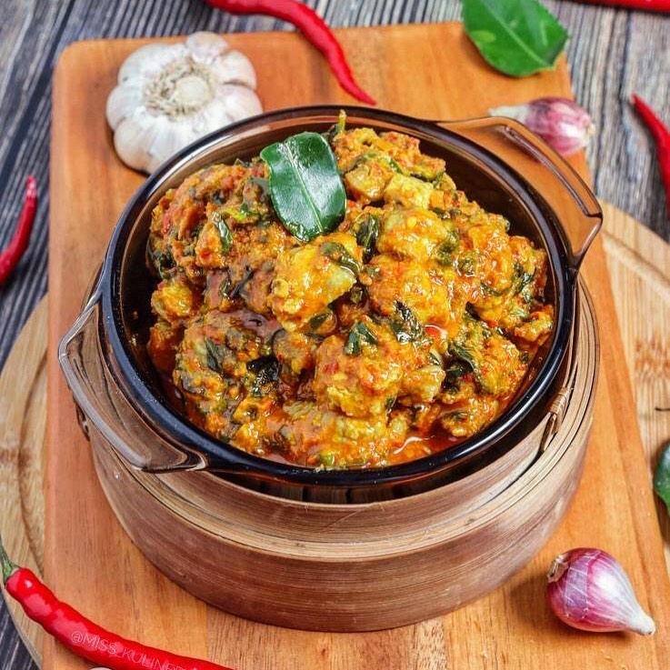 Resep Ayam Woku Manado Pedas