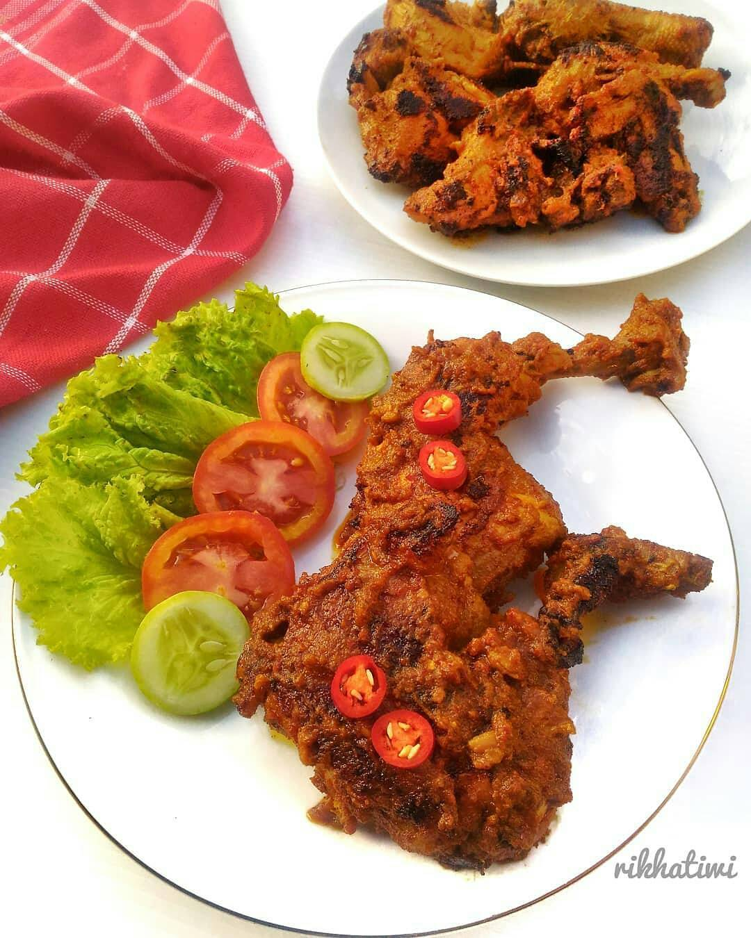 Resep Ayam Bumbu Rujak Antimainstream