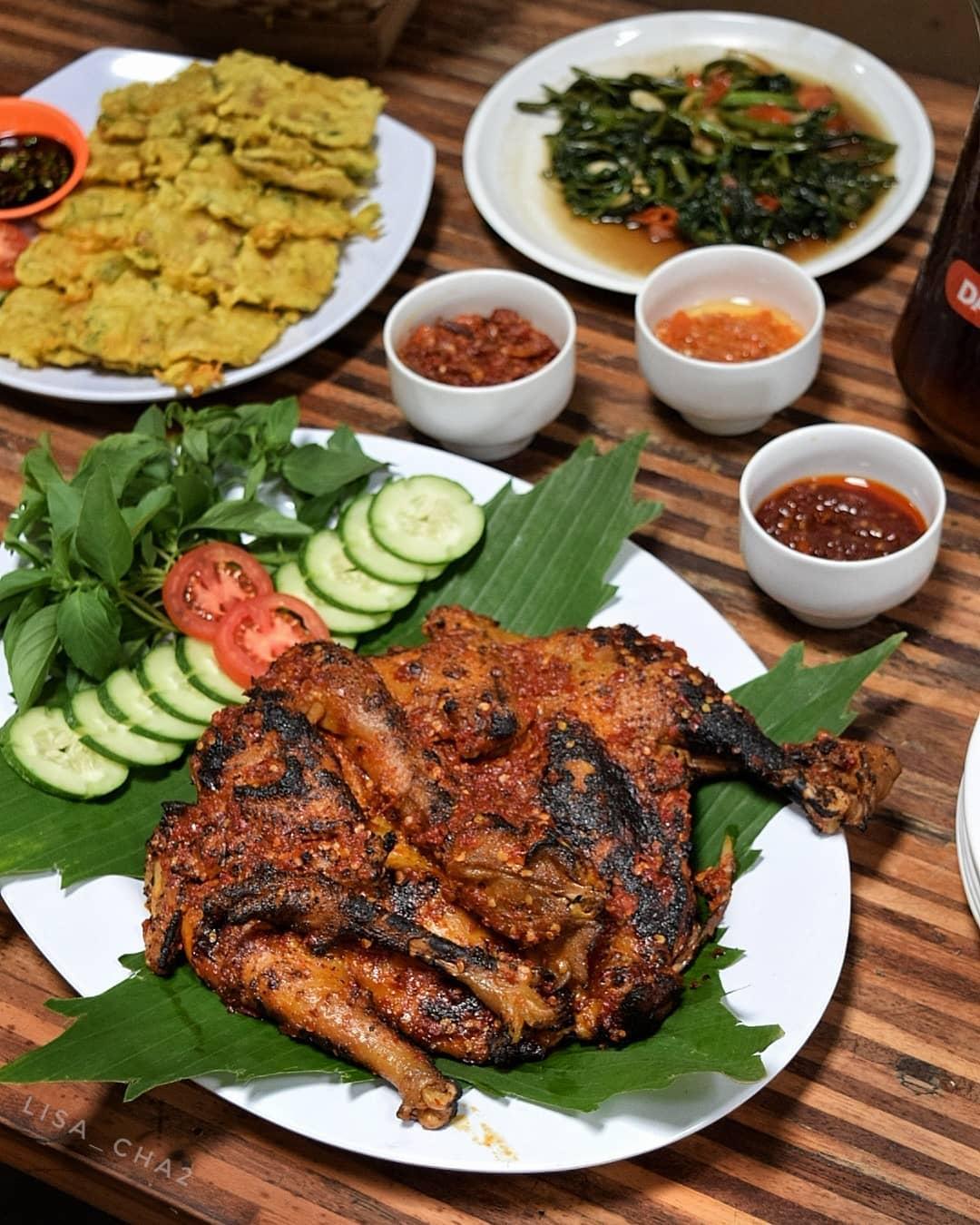 Resep Ayam Taliwang Lombok Istimewa