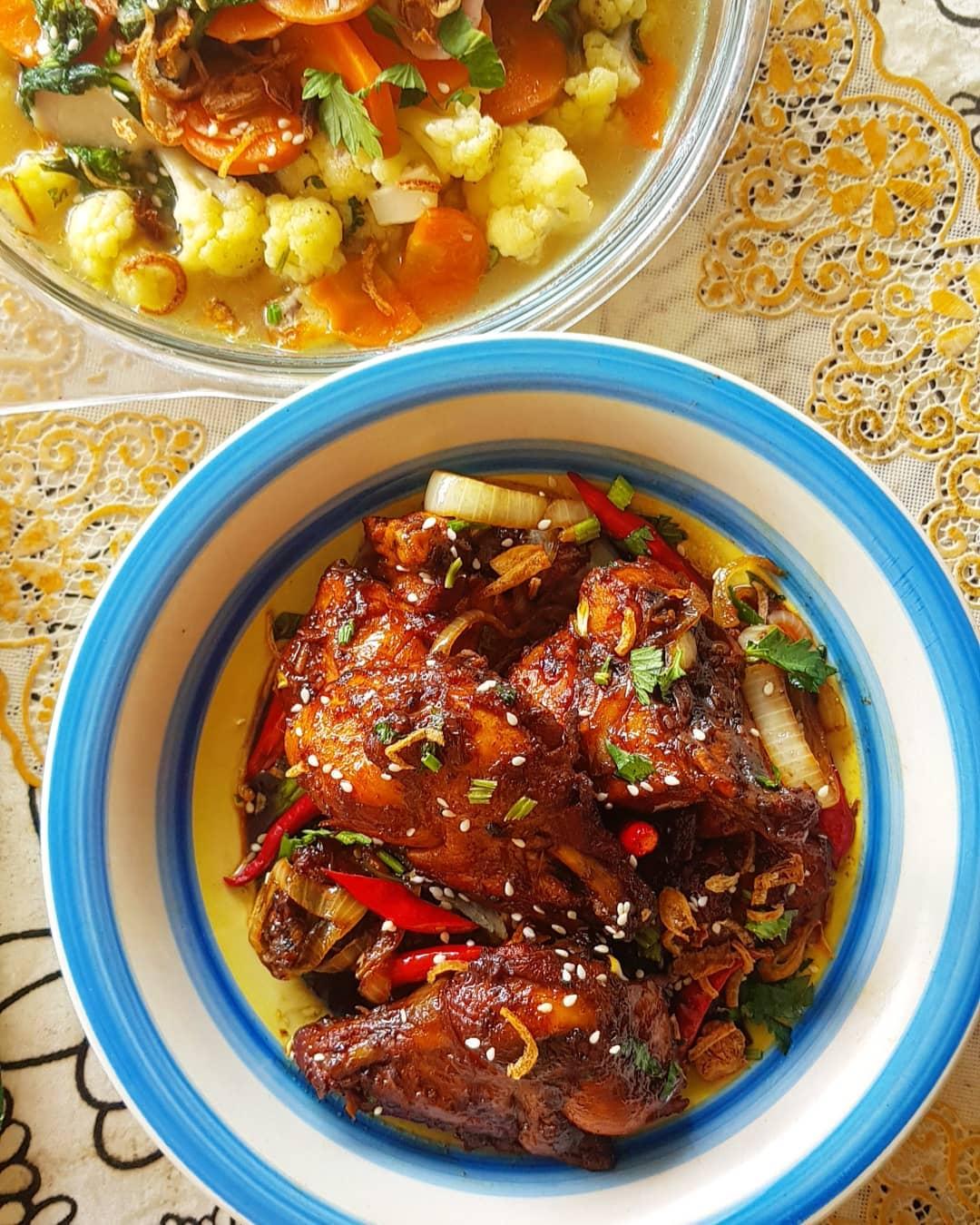 Resep Ayam Kecap
