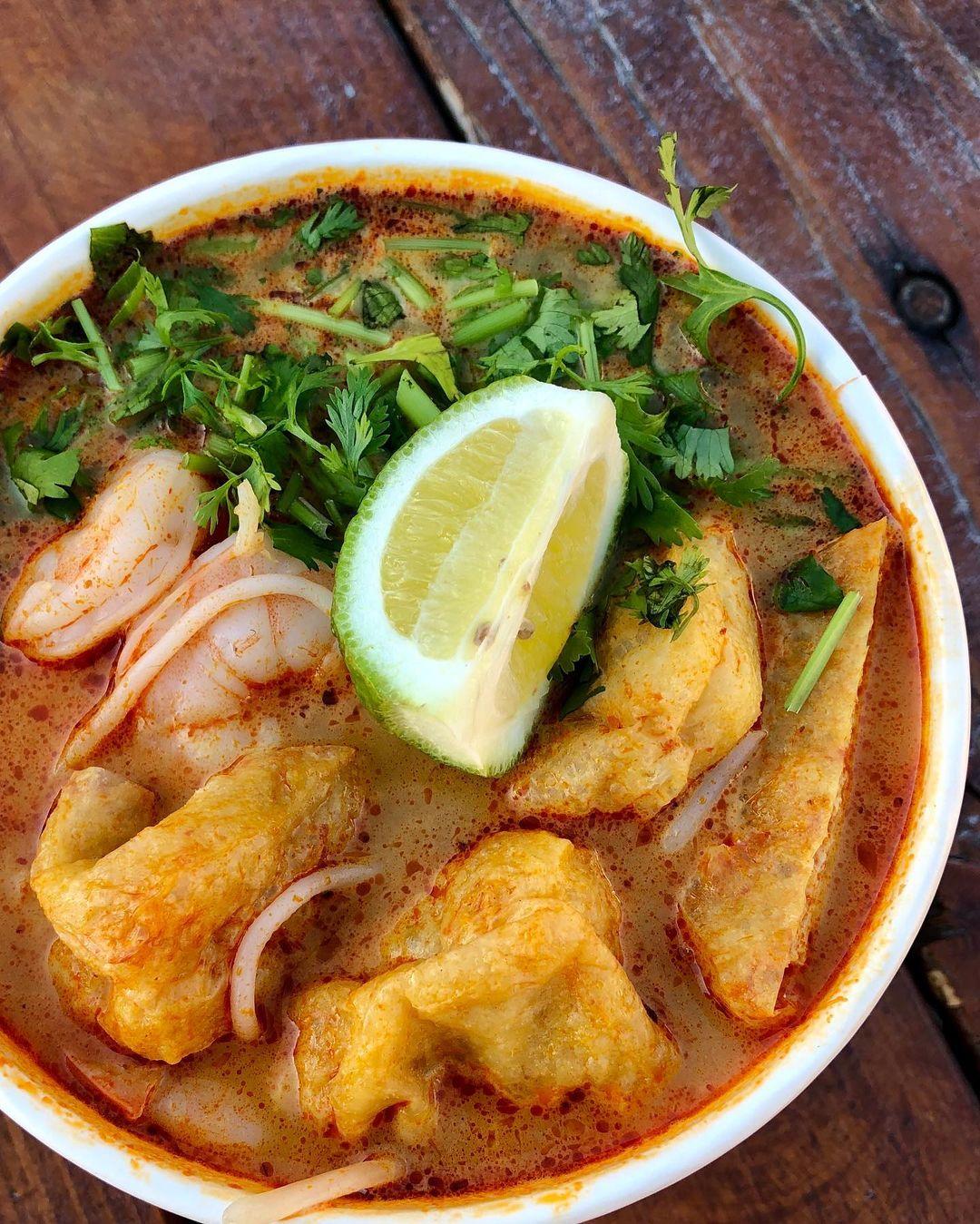 Resep Laksa Udang Ala Chef Juna Masterchef