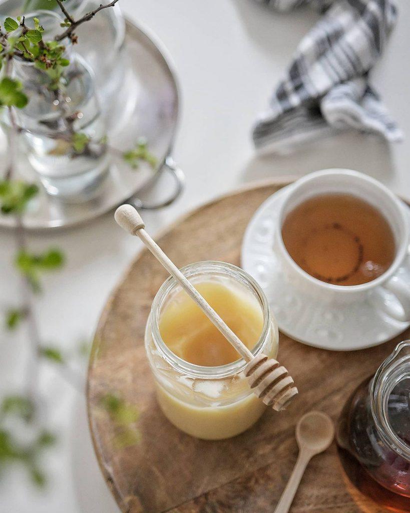 Resep Honey Tea untuk Musim Hujan