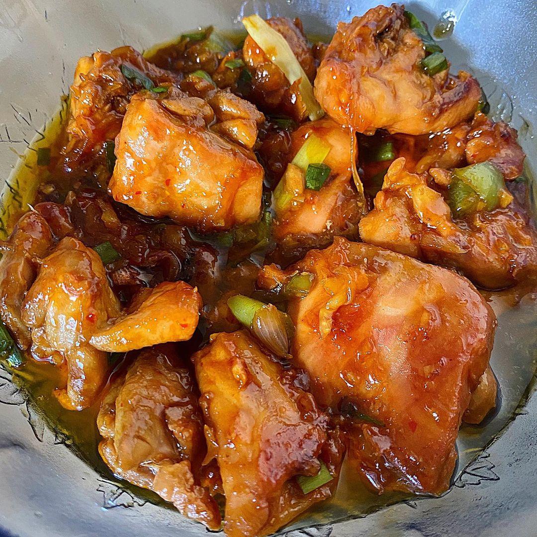 Resep Ayam Kecap Tanpa Bawang Bombay