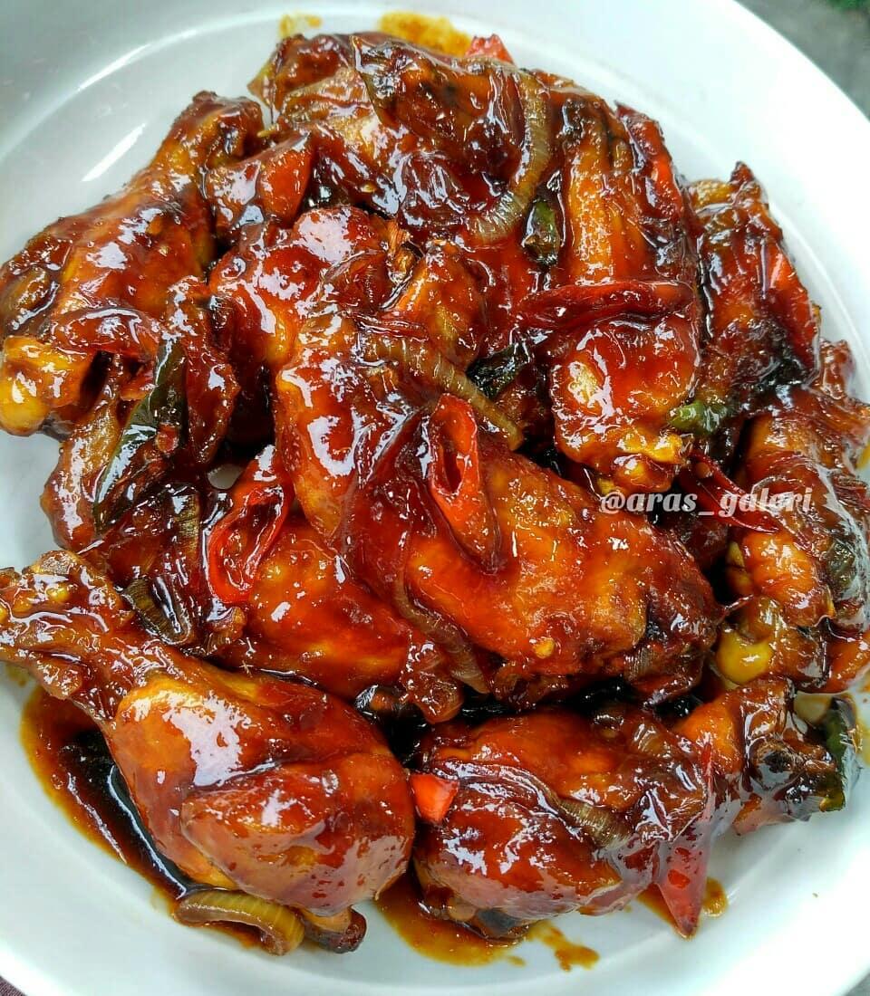 Resep Ayam Kecap Pedas Bikin Lidah Goyang