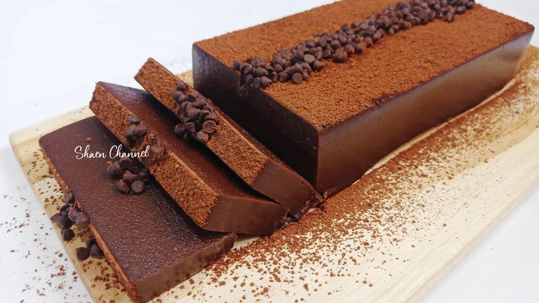 Resep Puding Brownies Coklat Ala Rumahan